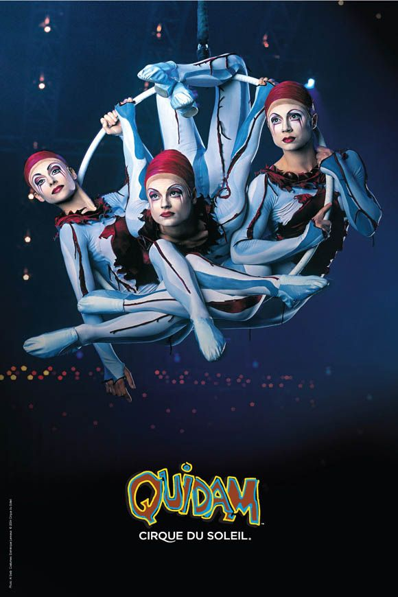 ...Cirque du Soleil -- such an awesome show!!... my first... and hope to see and watch some more with my little ones... they would love this amazing show... yaay!!!...