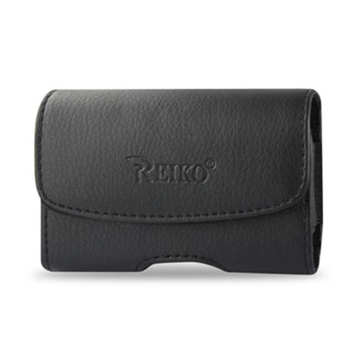 Reiko Horizontal Pouch HP146 BLACKBERRY 8520 PLUS RED