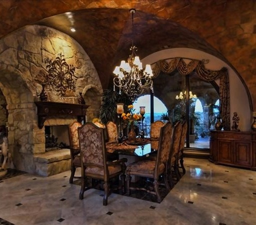 218 Best Dining Rooms Images On Pinterest  Dining Rooms Dining Fair Castle Dining Room Design Decoration
