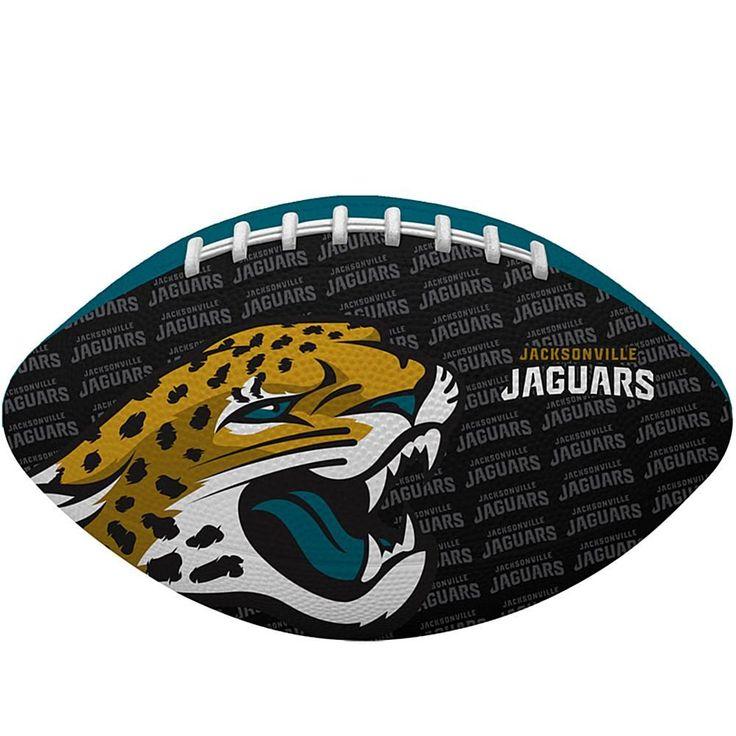 Officially Licensed NFL Pee Wee Football by Rawlings - Jaguars