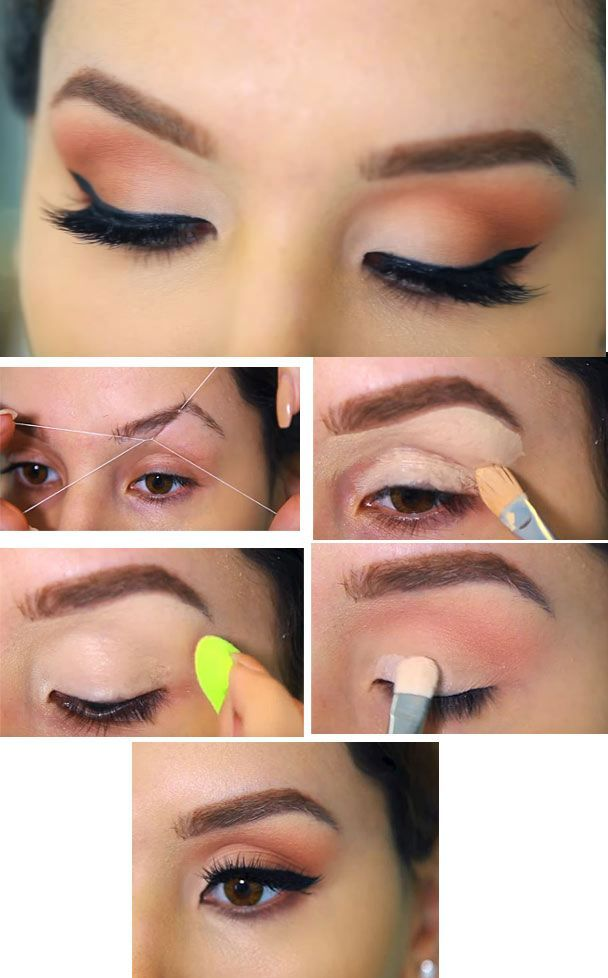 What Is The Proper Way To Put On Eye Shadow Fashion Is My Petition How To Put On Eyeshadow Step By Beginner Eyeshadow How To Apply Eyeshadow Brown Eyeshadow