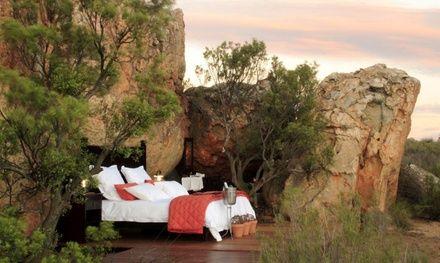Tour Center à Roggeveld : Escapade sud-africaine 4* en pension complète: #ROGGEVELD En promotion à 758€. Soleil, grands espaces et nature…