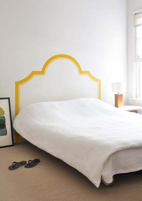 100 Inexpensive and Insanely Smart DIY Headboard Ideas for Your Bedroom Design
