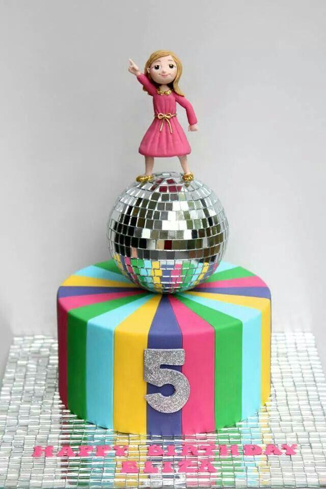 Disco Cake                                                                                                                                                                                 More