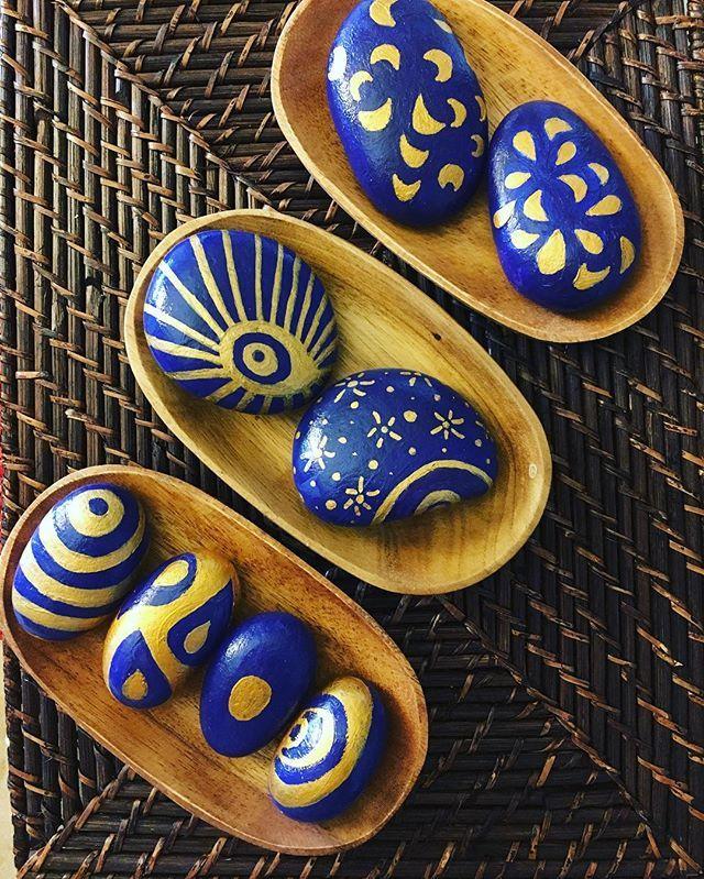 #stonepainting #art #africanart #golden #taşboyama #nature #gift #accesoires #homedecor #design #tasarim #hediye