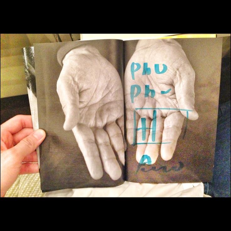 "13.05.18 GREAT ARCHITECT ""Tadao Ando"" Signed My Book!!!! >"