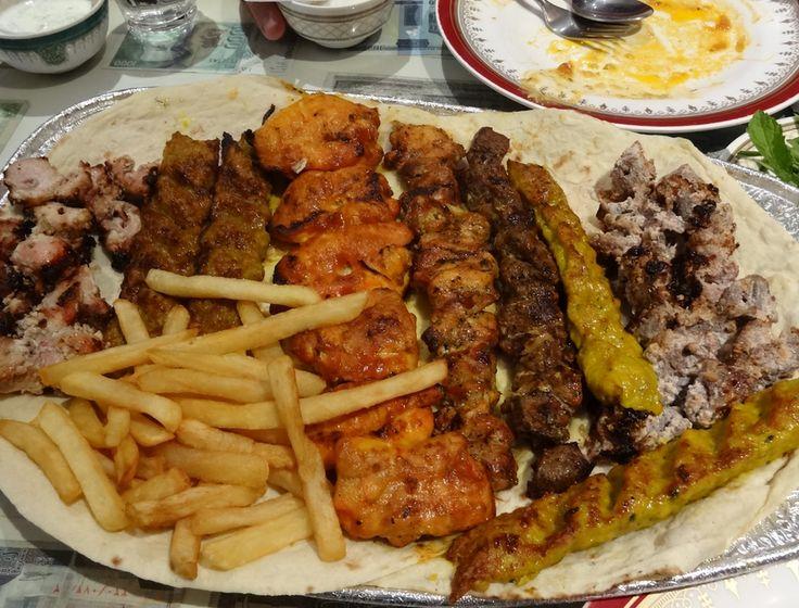 Special Ostadi Kabab كباب أستادي الخاص in دبي, دبي