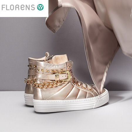 #GoldenSneakers #Florens #KidsFashion