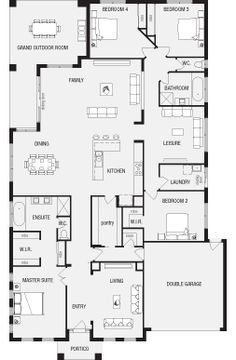 Jasper, New Home Floor Plans, Interactive House Plans - Metricon Homes - South Australia