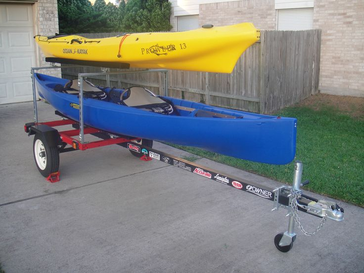 1000 ideas about kayak trailer on pinterest utility for Harbor freight fishing cart