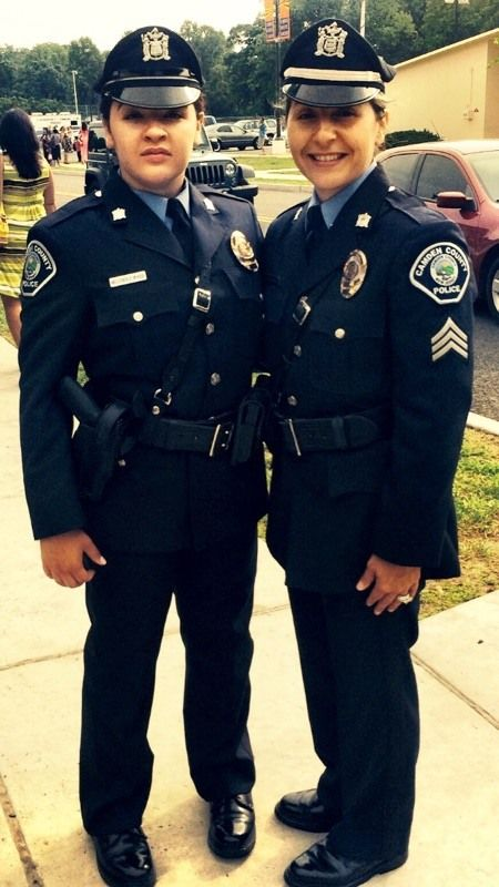 Lt. Linda Alicea is no stranger to making history. She became the first Hispanic woman to reach a commanding rank in the Camden County Police...