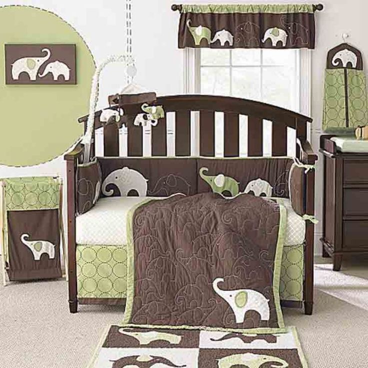 The Most Popular Baby Boy Bedroom Themes With Animal Decor You Can