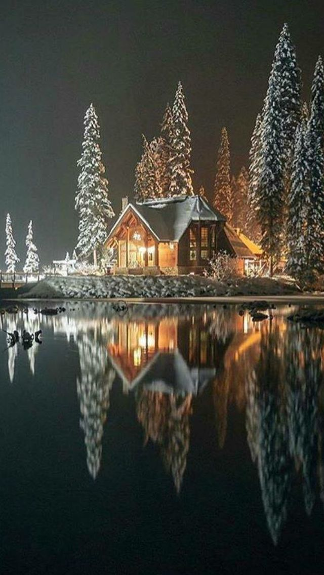 Emerald Lake, Yoho National Park, Canada Photo By: Nature, Feelings, Emotions. Source Facebook.com