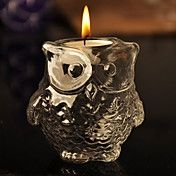 Owl Shaped Candle Favor – USD $ 9.99