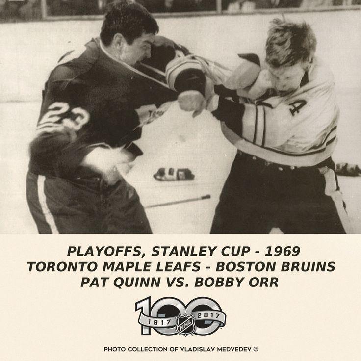 Pat Quinn VS. Bobby Orr