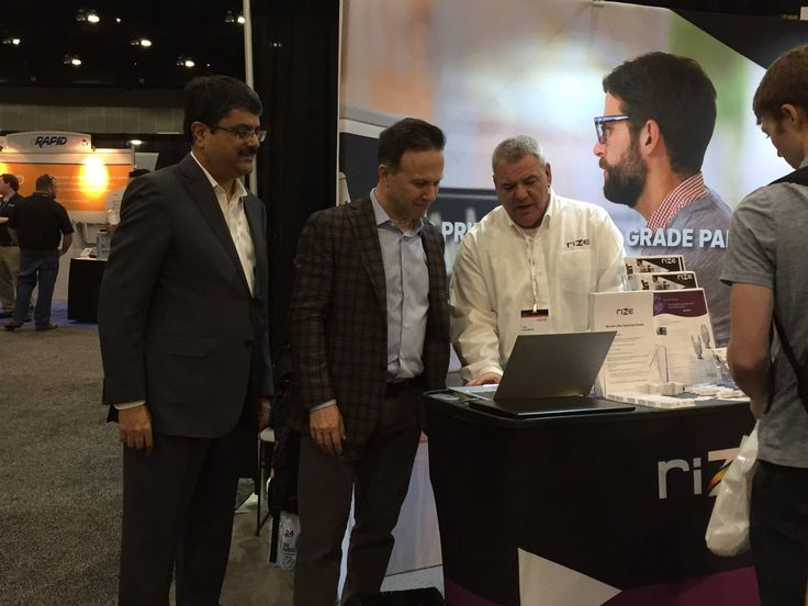 Rize cements 3D print software partnership with Dassault at SOLIDWORKS World  ||  56shares33230U.S. 3D printer manufacturer Rize has announced that Dassault Systèmes'SOLIDWORKS CAD design software will now feature a new Rize 3D Print add-in. The new feature, unveiled on the first  https://3dprintingindustry.com/news/rize-3d-print-released-solidworks-2018-128392/?utm_campaign=crowdfire&utm_content=crowdfire&utm_medium=social&utm_source=pinterest