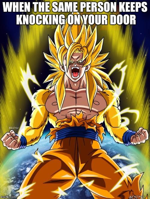 Goku Meme Generator - Imgflip