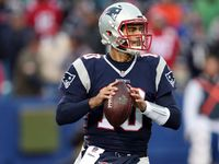 Garoppolo on the Block Pats Want a 1st-Rd Pick  http://ift.tt/2jm18wf Submitted January 22 2017 at 01:10PM by nicknack1016 via reddit http://ift.tt/2j1NZaI