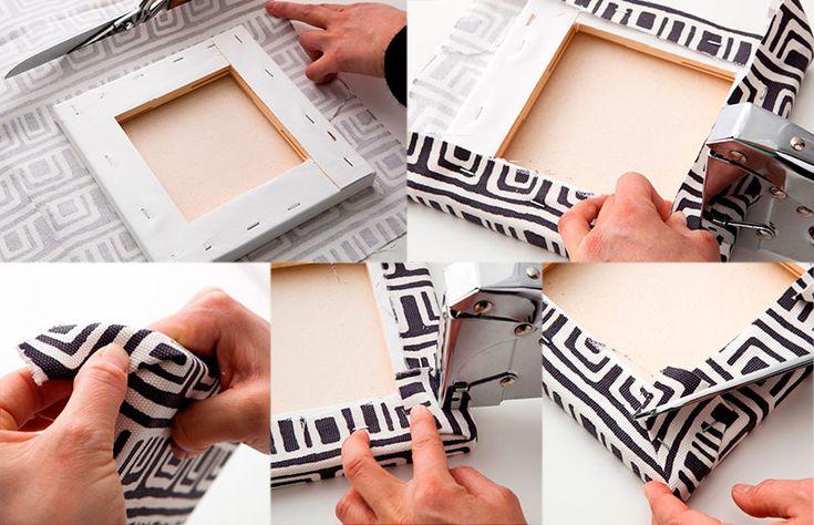 Ideia para decorar a parede gastando pouco? Te ensinamos 1 que vale por muitas! - dcoracao.com - blog de decoração e tutorial diy