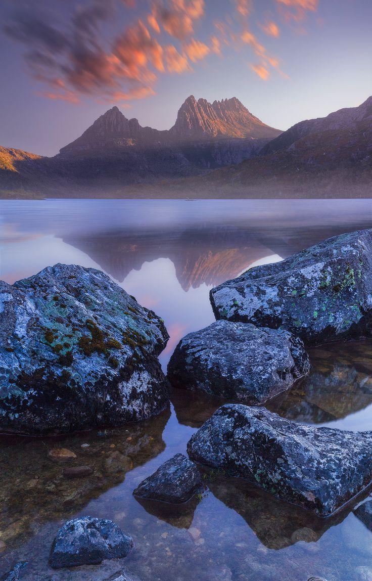 Cradle Mountain - Cradle Mountain, Tasmania, Australia. It was a great way to…