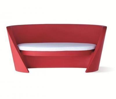 Canapea plastic rezistenta la exterior. Cel mai bun pret. Promotie