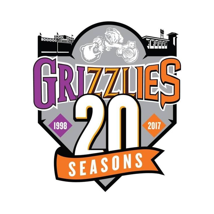 The Fresno Grizzlies unveiled their 20th anniversary logo which will appear on team uniforms and merchandise through the 2017 season.