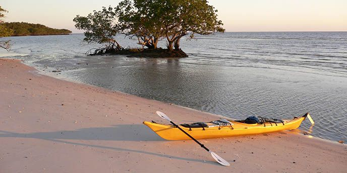 Canoe and Kayak Trails - Everglades National Park (U.S. National Park Service)
