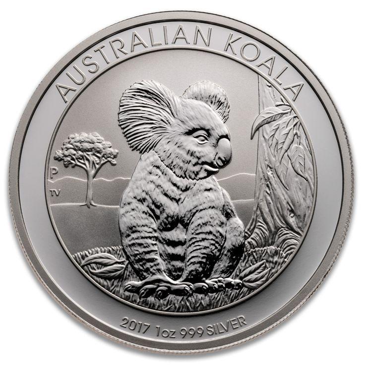 2017 Australian Silver Koala 1 oz
