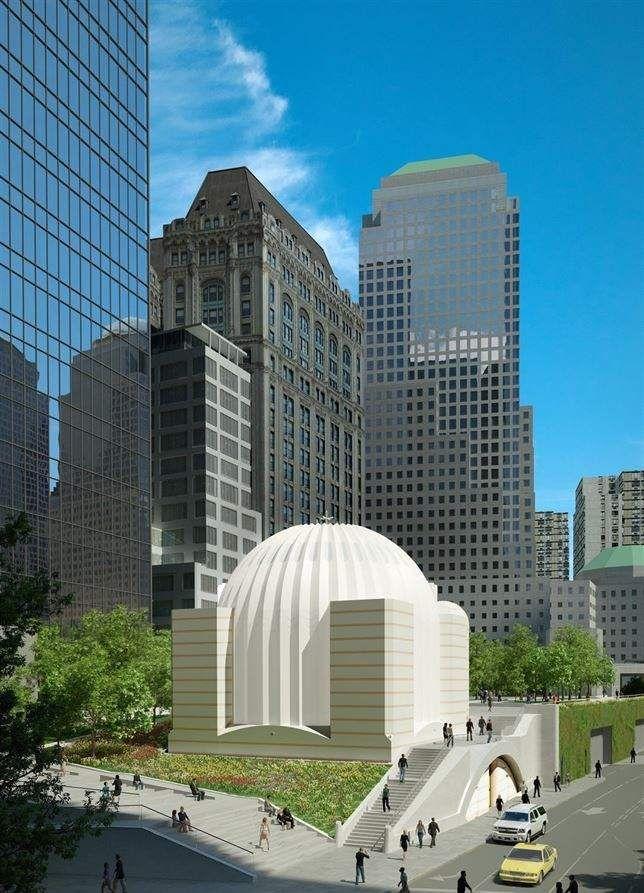 Calatrava reconstruirá una iglesia en la zona cero de Nueva York - 20minutos.es