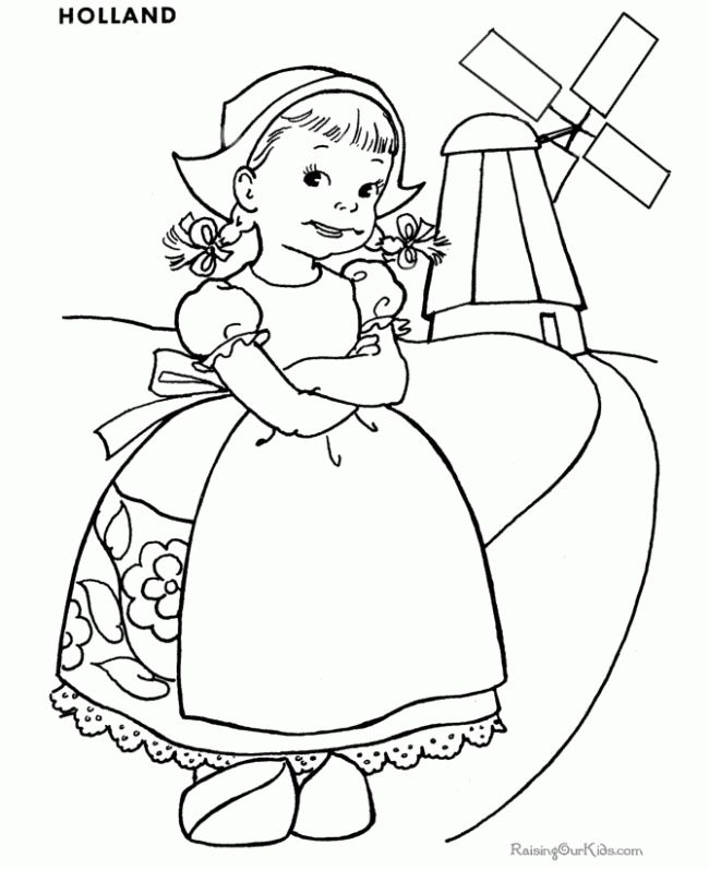 2013 Free Coloring Pages For Kids Best Collection