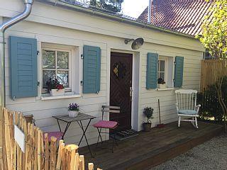 Ostseeperle an der Timmendorfer Strand: 1 Schlafzimmer, für bis zu 2 Personen. Exklusives Ferienhaus in ruhiger Lage und nur 200m vom Strand entfernt   FeWo-direkt