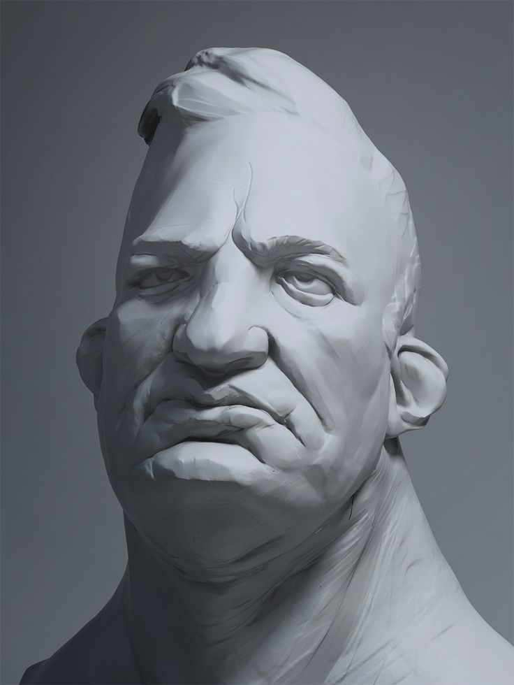Wonderful 3D Zbrush character sculpts by marro ( Martin Carlsson) of Malmoe, Sweden!!! http://marro.cghub.com/images/