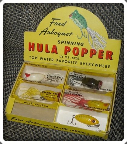 Old, Antique, Vintage Fishing Lures Sold on www.ToughLures.com