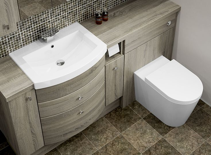 17 best ideas about fitted bathroom furniture on pinterest