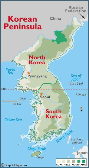 North and South Korea are as different as black and white when economies, living conditions and personal freedoms are compared, but on the Korean Peninsula today there are millions of people still hoping for the eventual reunification of their common culture and extended families....
