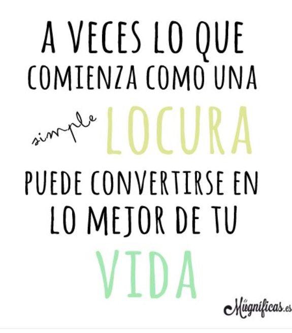 La vida...!