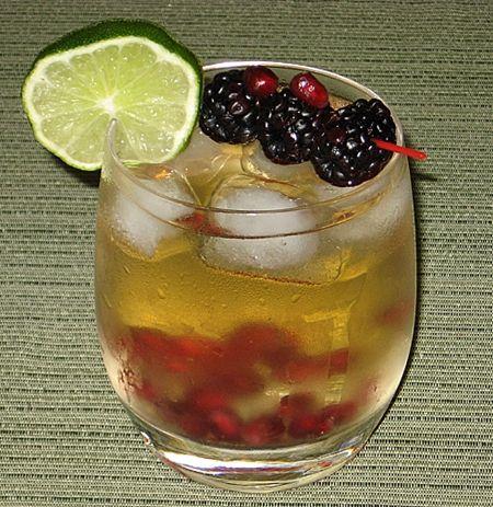 Barracuda:  Vodka, Southern Comfort, Triple Sec,  7-Up