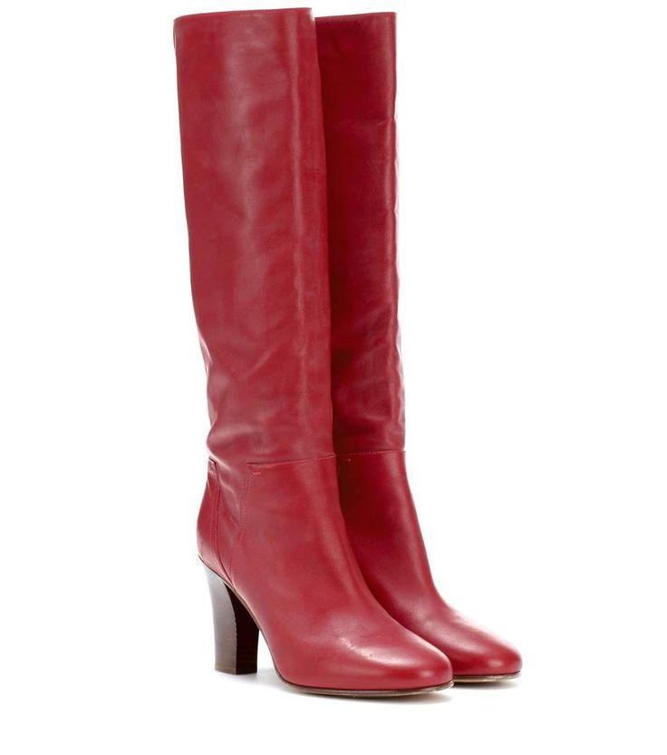 Valentino Valentino Garavani leather boots