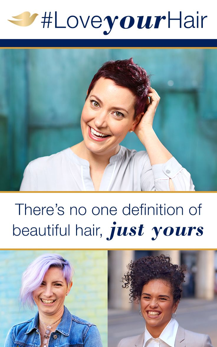 8 out of 10 women feel pressure to wear their hair a certain way. Don't let someone else's beauty standards hold you back from wearing your hair YOUR way—because Dove Hair believes that your way is beautiful. #LoveYourHair and head to Pinterest.com/DoveHair.