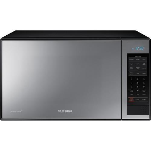 Samsung 950 Watt Stainless Steel Countertop Microwave Oven ON SALE $99.88 #home #appliances #kitchen