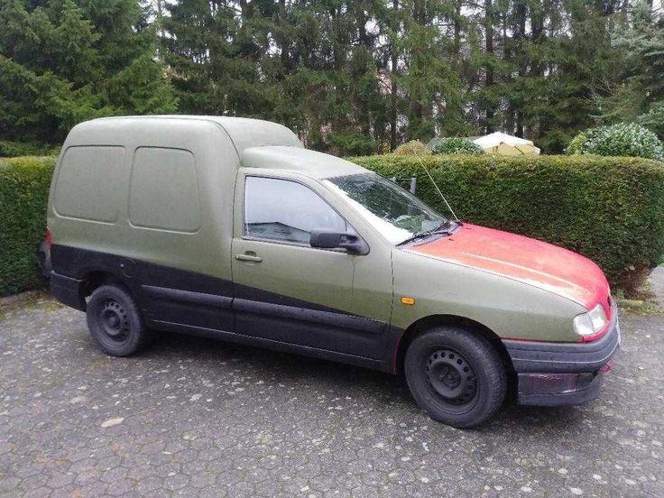 Seat Inca baugleich VW Caddy