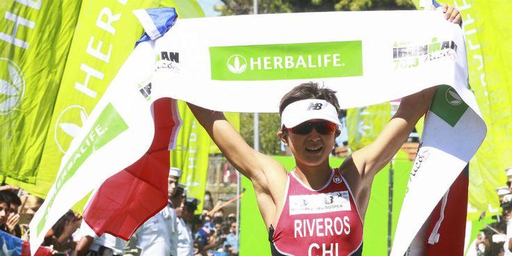 Con récord de mil 600 inscritos se realizará el Herbalife Ironman 70.3 Pucón 2016