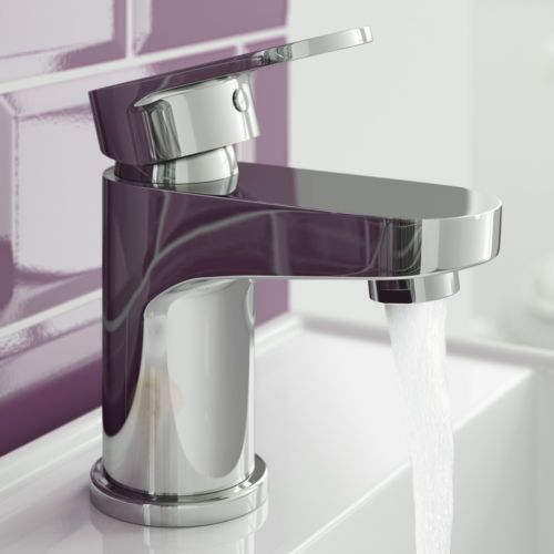 £23 Megan-Chrome-Cloakroom-Sink-Basin-Mono-Mixer-Tap-TB2072