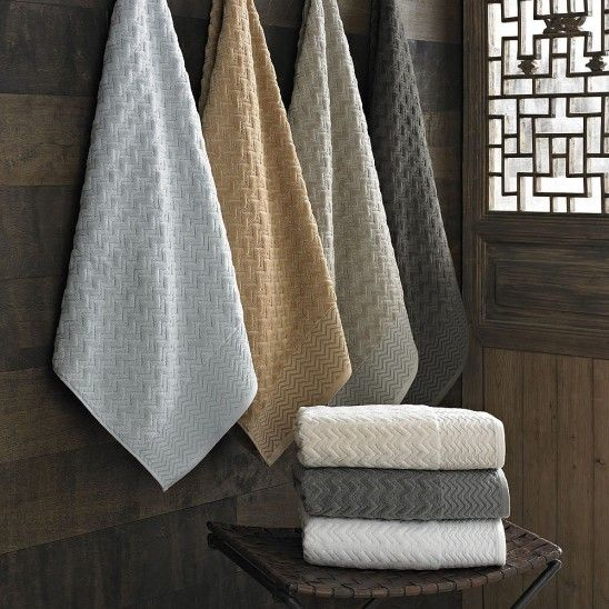 Best Luxe Towels Images On Pinterest Bath Towels Bath - Supima towels for small bathroom ideas