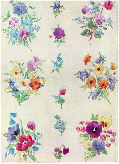 Vintage embroidery 1954 by sue-tarr