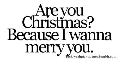 I think I wanna merry you