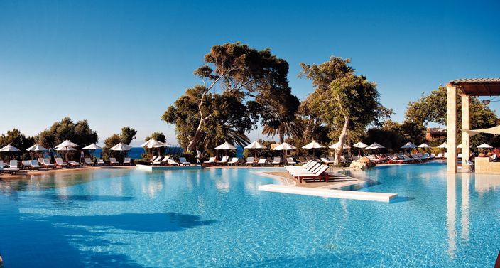 Amathus Beach Hotel, Ixia, Rhodes, Greece