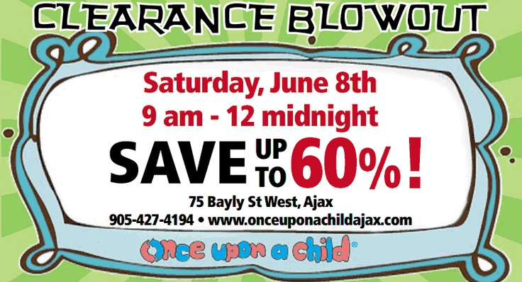 once upon a child clearance sale 2019