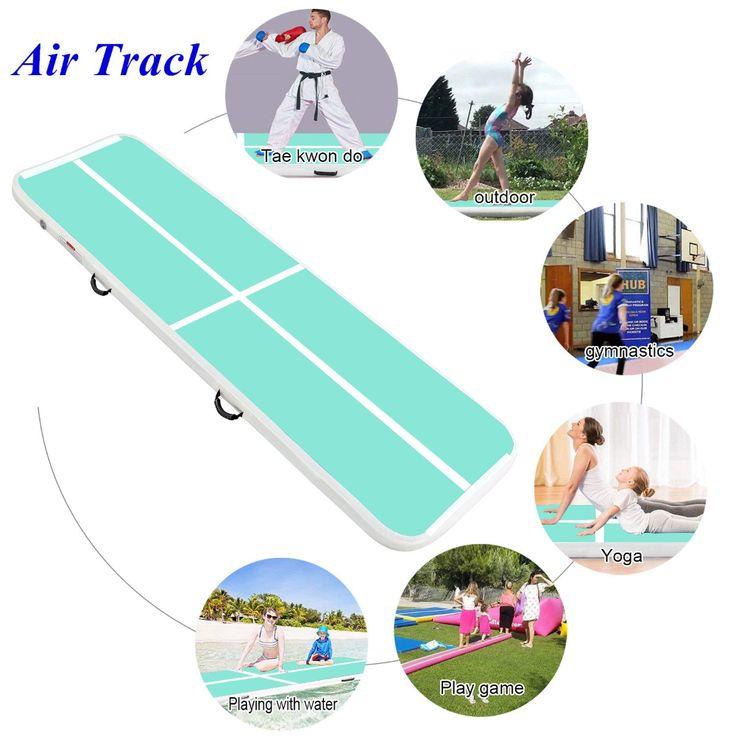 Fbsport on air track gymnastics air
