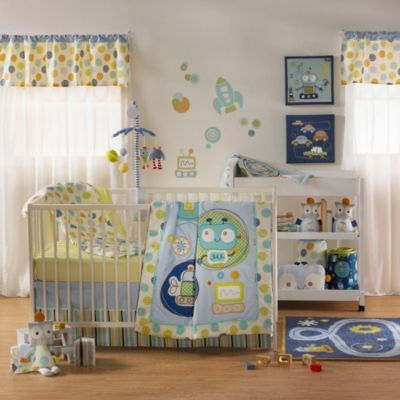 Lolli Living™ by Living Textiles Baby Bot Crib Bedding Collection - BedBathandBeyond.com